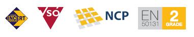 ncp insert certificering