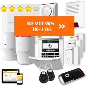 Jablotron 100 review