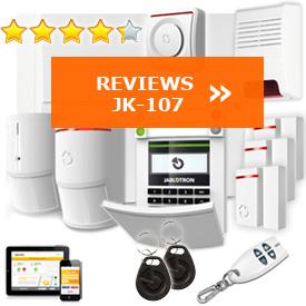 Jablotron 100 review