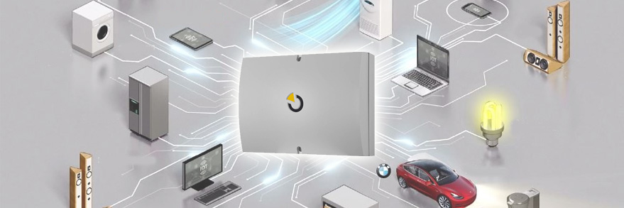 Jablotron SmartHub Home Assistant koppeling