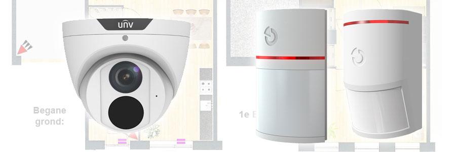 Een camera of een PIR-detector?