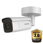 Hikvision IP exir bullet camera's