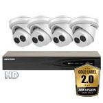 Hikvision IP camera kits