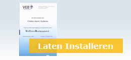 Alarmsysteem laten installeren