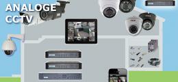Analoge CCTV Systemen