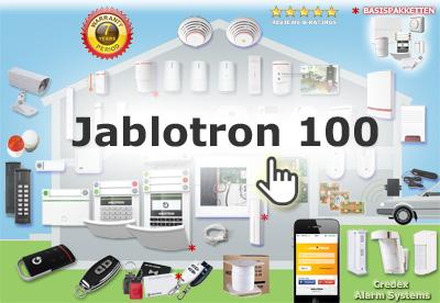 Jablotron 100 Alarm System