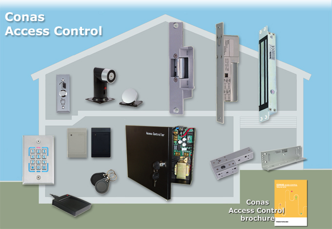 Conas access control systems
