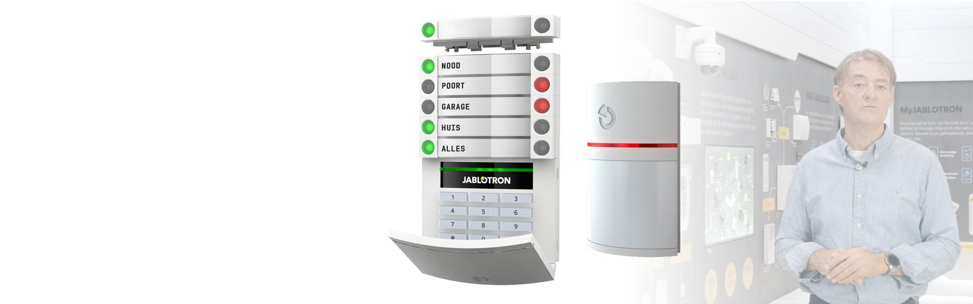 Jablotron Alarmsystemen